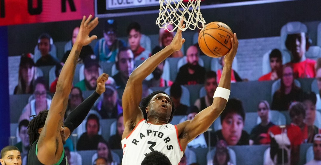 Raptors in a deep hole after second straight loss to Celtics