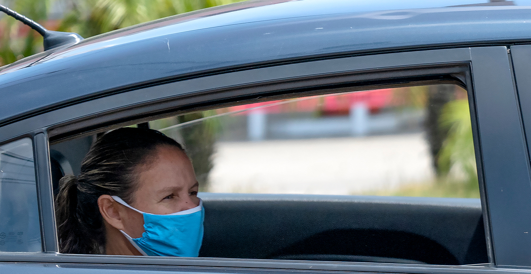 Uber riders now have to provide photographic proof they're wearing a face mask before trips