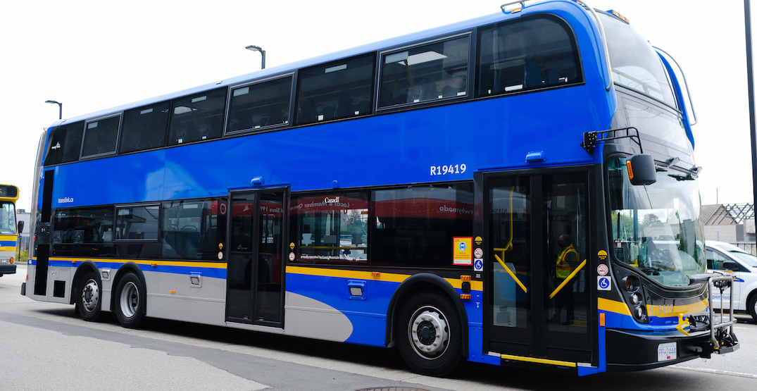 TransLink's entire fleet of 32 double decker buses is now operational