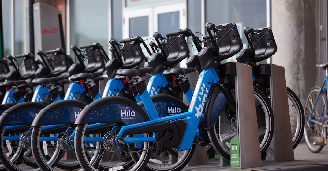 Montreal adds 1,000 new second-generation electric BIXIs to its network