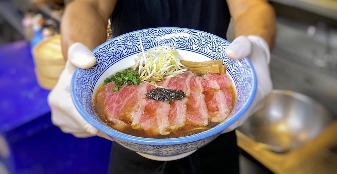 Menya Itto to open first North American location in Vancouver