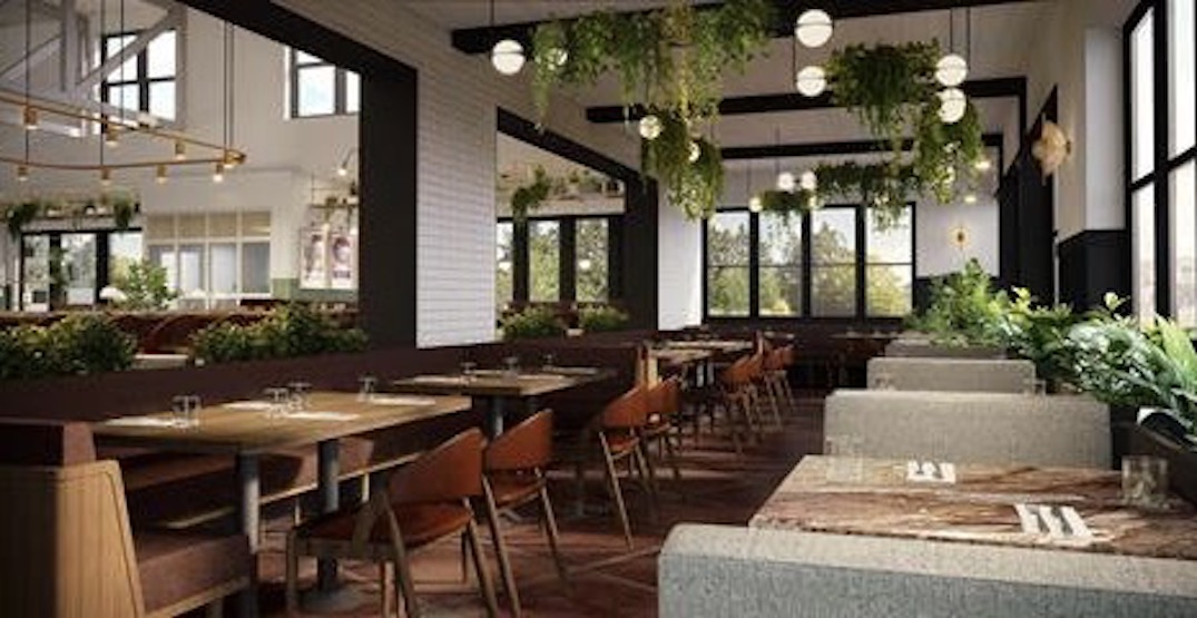 Earls Grandview Corners is officially opening on September 26