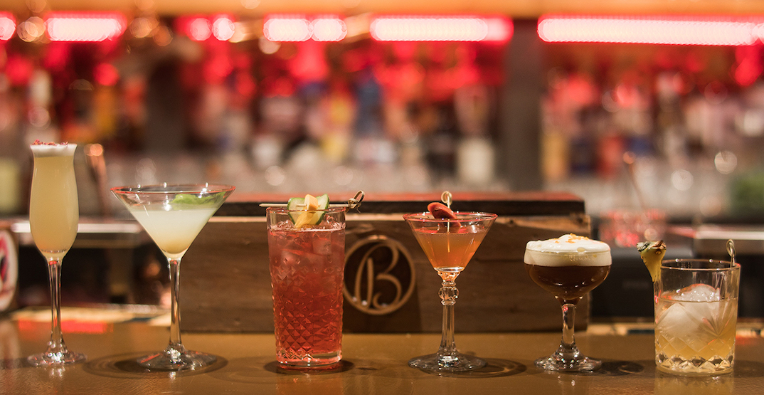 A 10-day cocktail festival is coming to Montreal next week