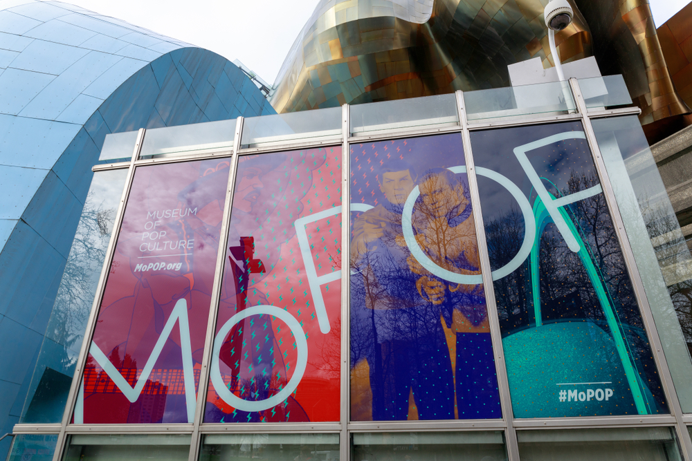 Your favorite pop culture exhibits are reopening at MoPOP this month
