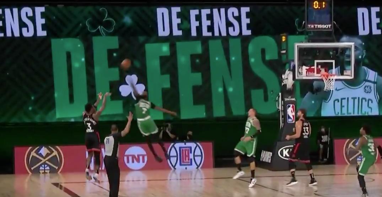 Raptors beat Celtics with dramatic playoff buzzer-beater