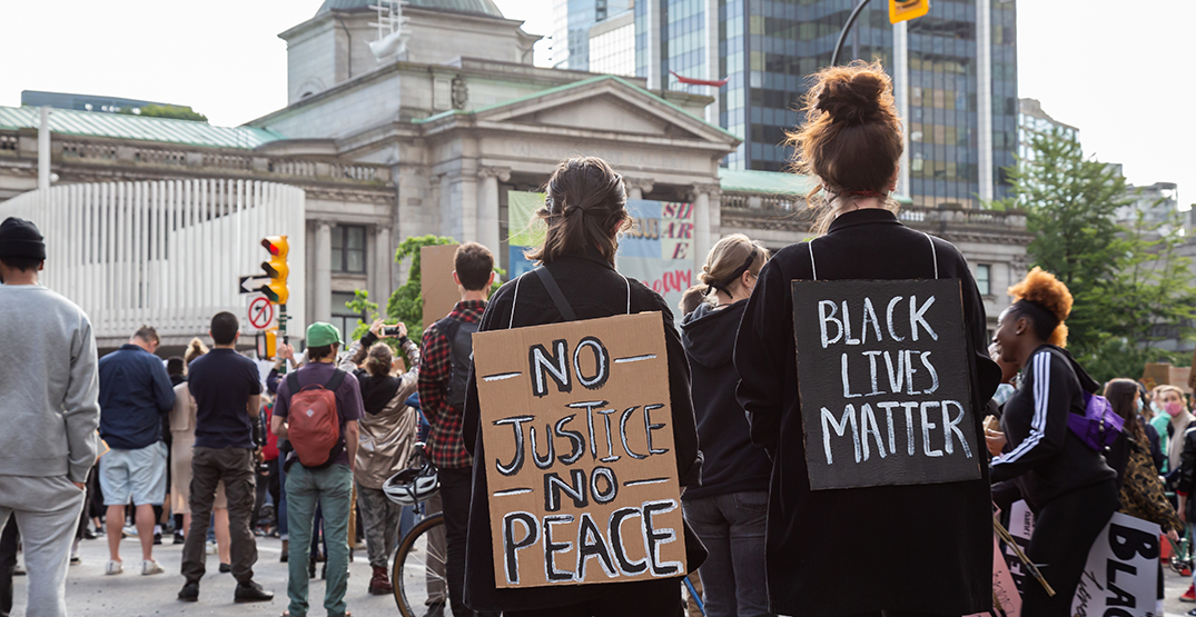 Anti-racism rally for Jacob Blake happening Friday afternoon in Vancouver