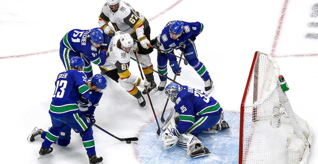 Demko leads Canucks to shutout victory to force Game 7