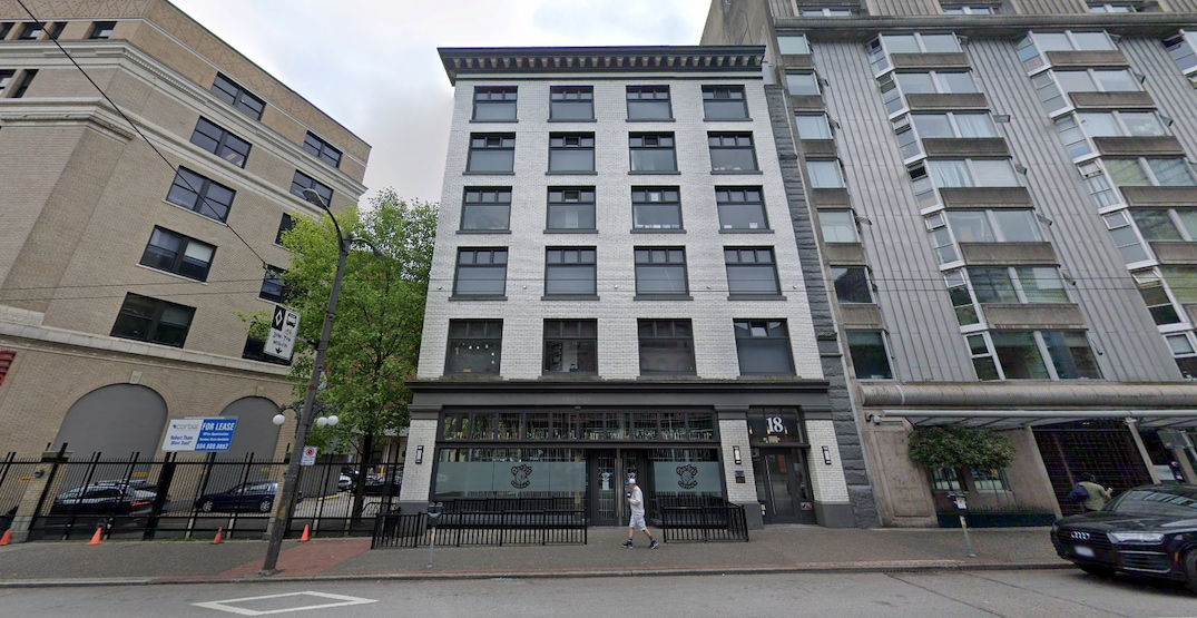 Gastown market rental homes sold to BC government for homeless housing