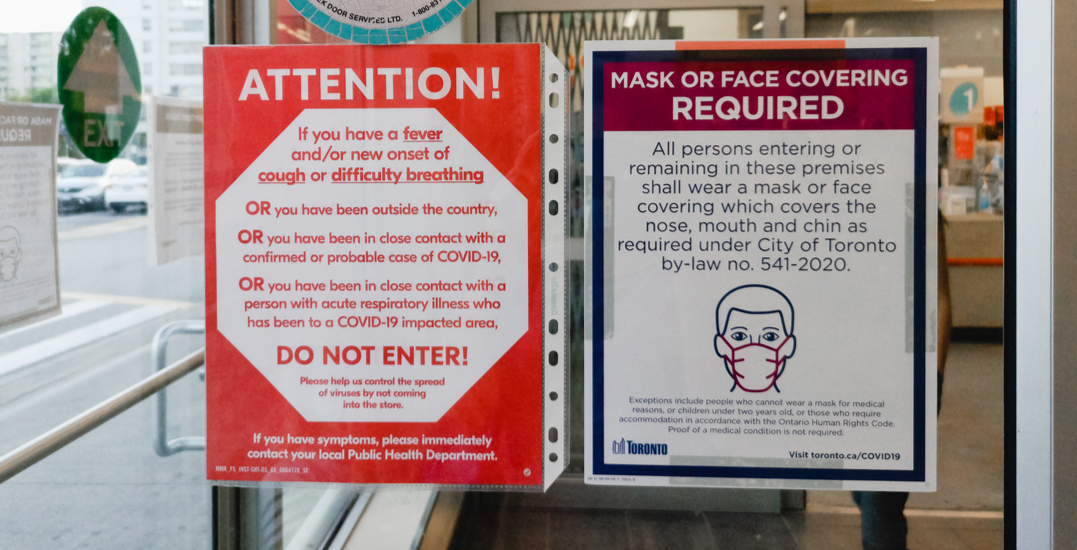 Ontario reports a slight increase of new coronavirus cases with over 700