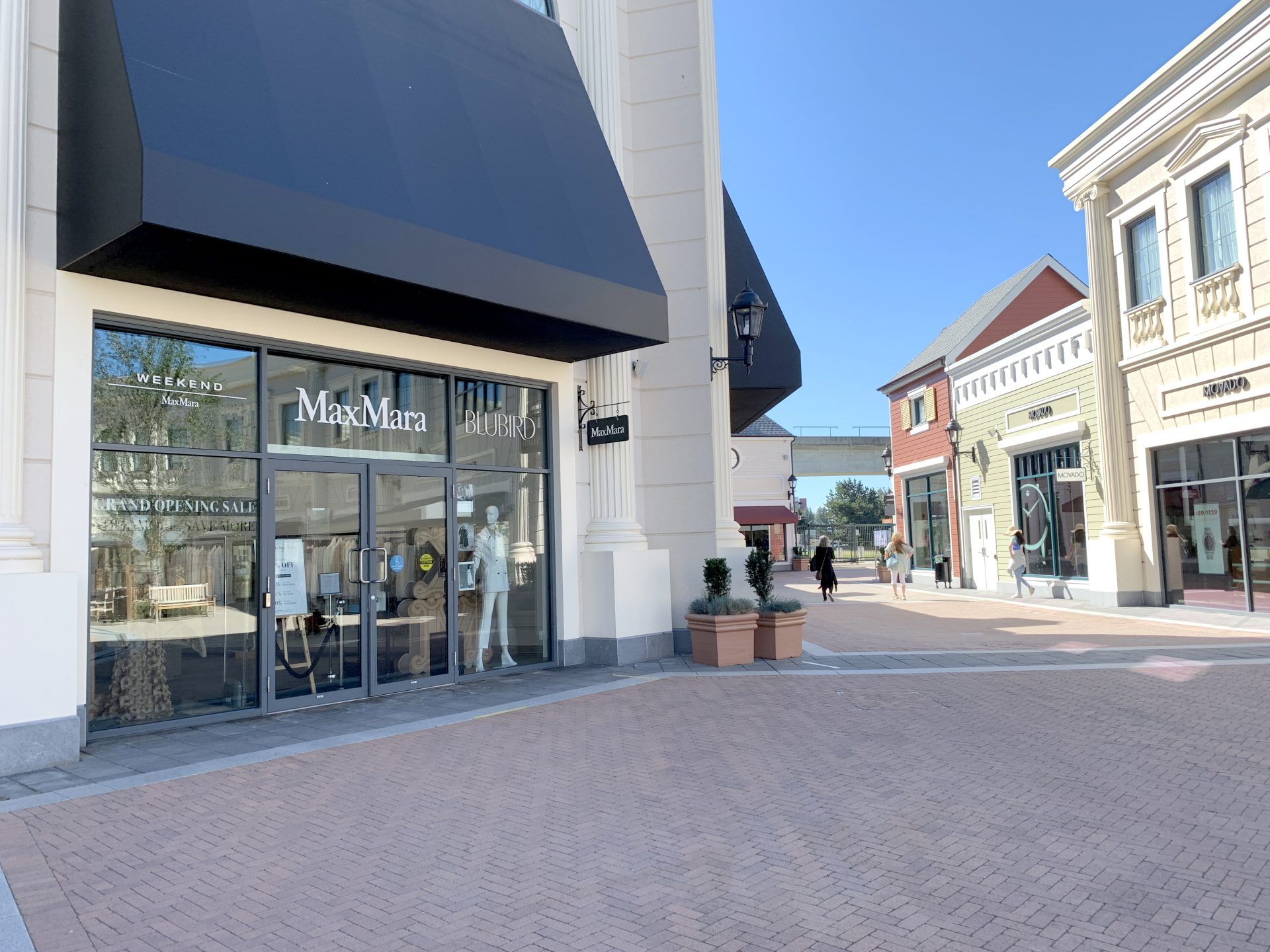 First-ever outlet store for Max Mara and Blubird opens in Vancouver