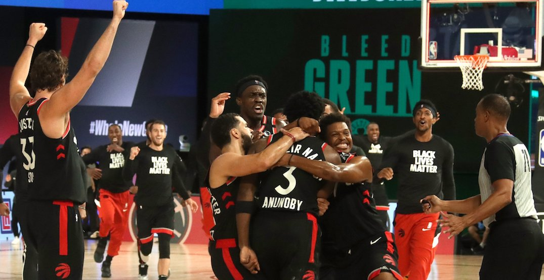 All the best reactions after OG's epic Raptors buzzer beater