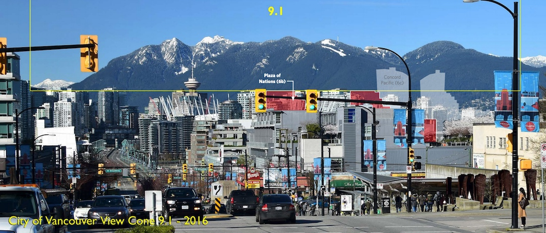 vancouver view cone 9-1