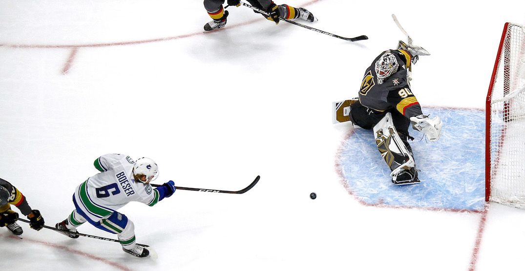 Canucks playoff run comes to an end against Vegas in Game 7