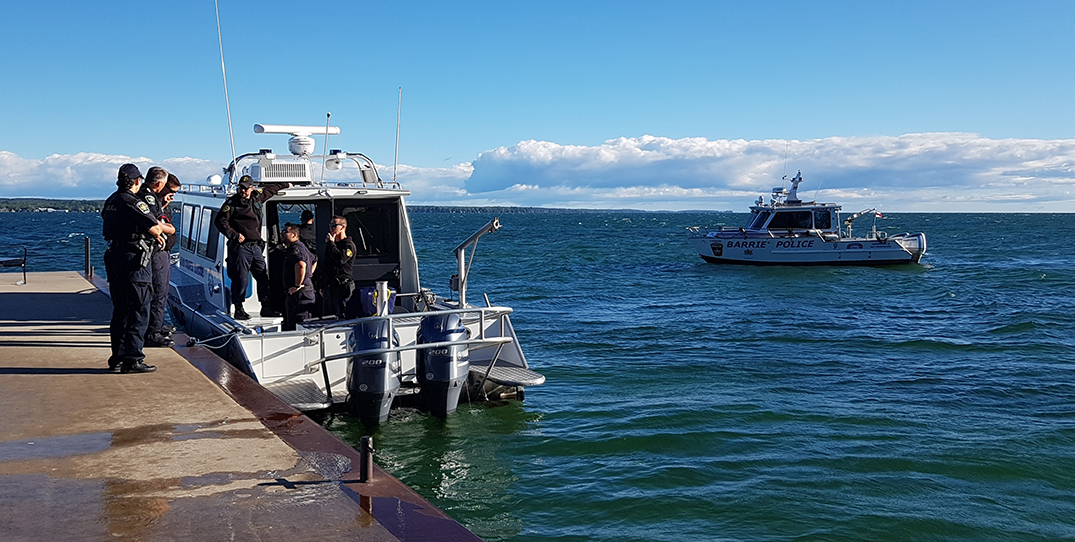 Police recover body of Toronto woman found after boating accident