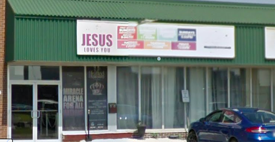 Over a dozen people test positive for coronavirus after GTA church events