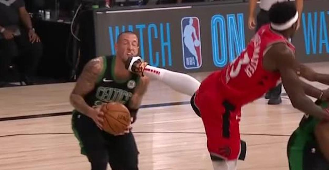 """Shawn Michaels comments on Pascal Siakam's """"sweet chin music"""""""