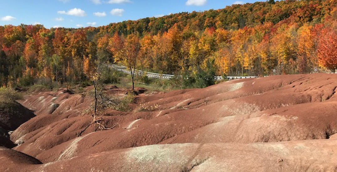 Ontario's Cheltenham Badlands will finally reopen this month