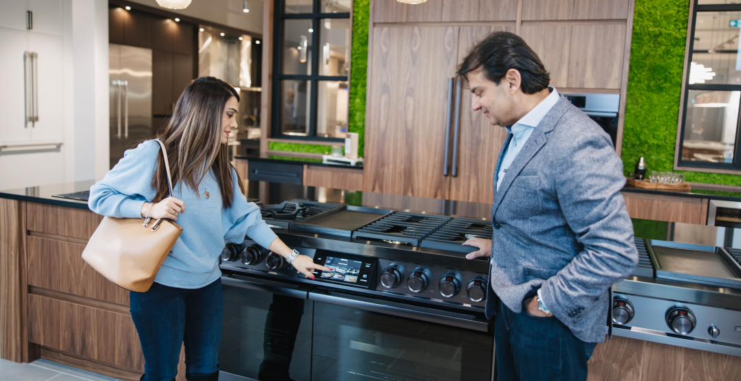 One-of-a-kind appliance sale lets you test drive your dream kitchen