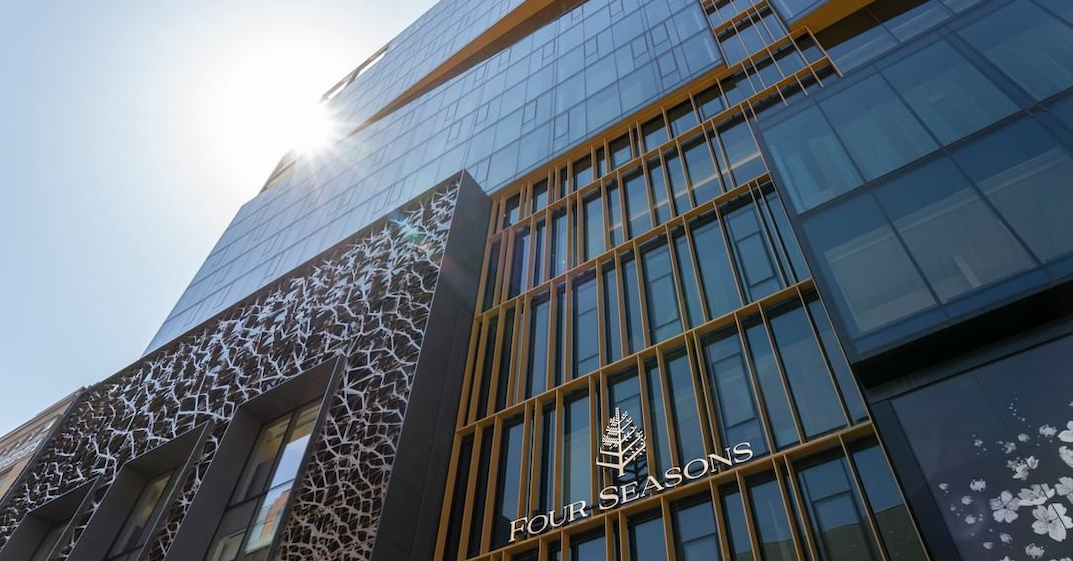 Montreal's Four Seasons Hotel given Forbes Five-Star award