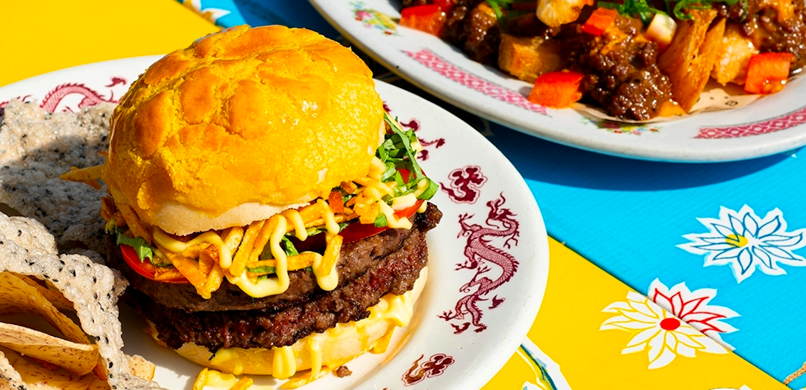 Here's where you can find the Impossible Burger in Toronto