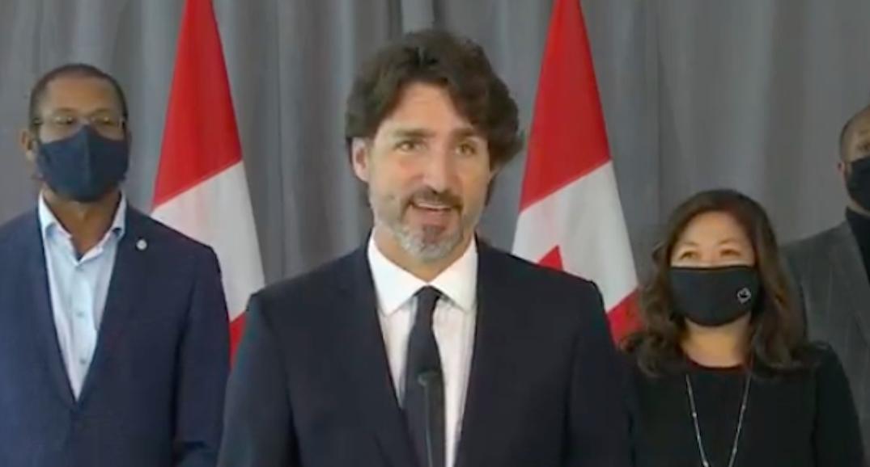 Trudeau announces $221 million in funding for Black entrepreneurs