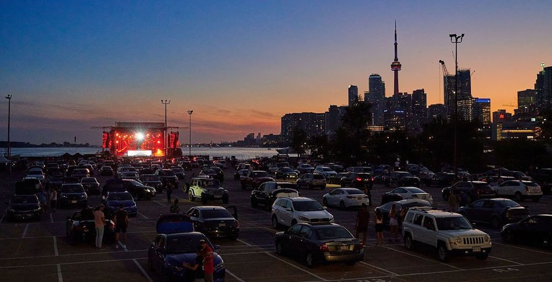 Here's a list of drive-in TIFF screenings you can catch in Toronto