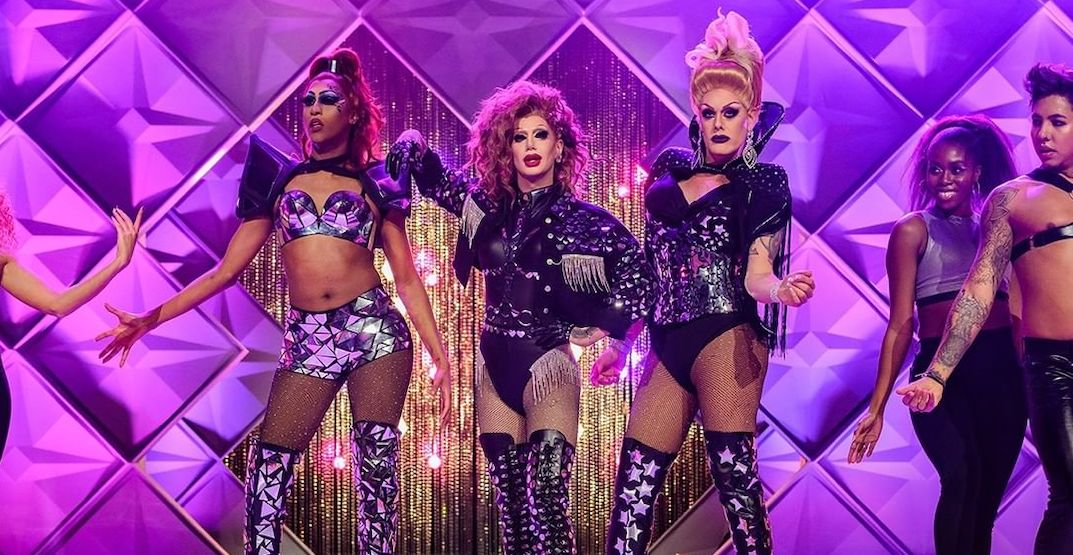 Canada's Drag Race is coming to Montreal's drive-in venue this month