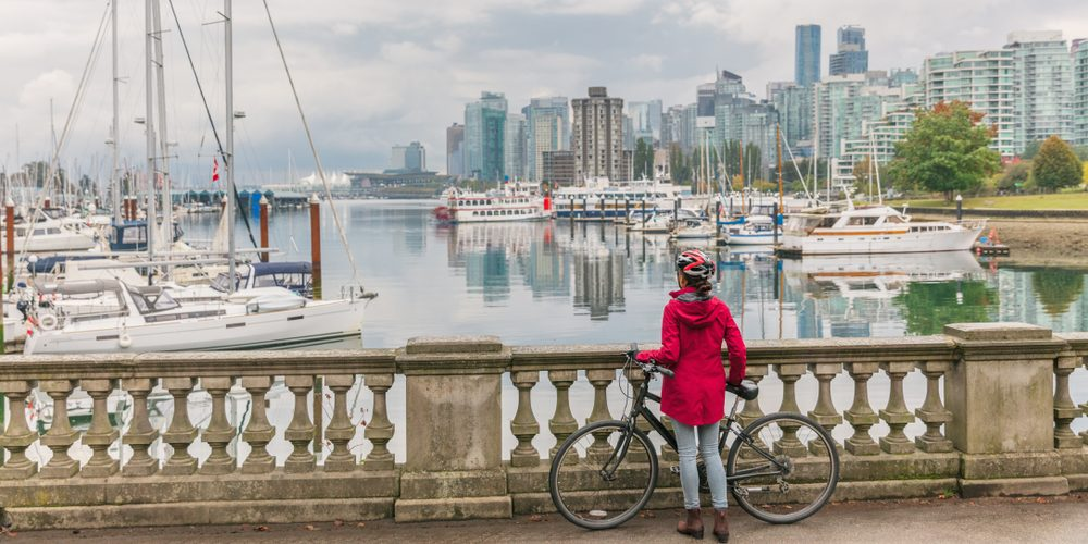 5 of the best places you can rent a bike in Vancouver