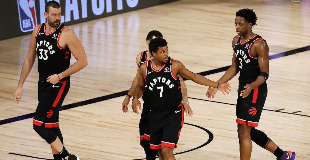The Raptors will go as far as Kyle Lowry takes them