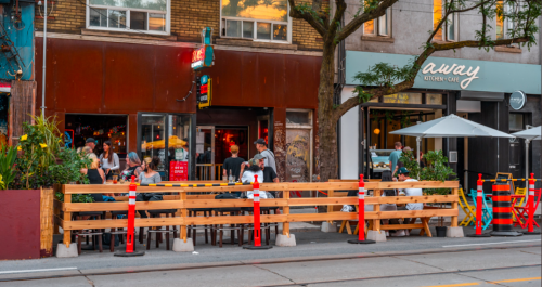 Toronto hoping to extend patio season with portable heaters   News