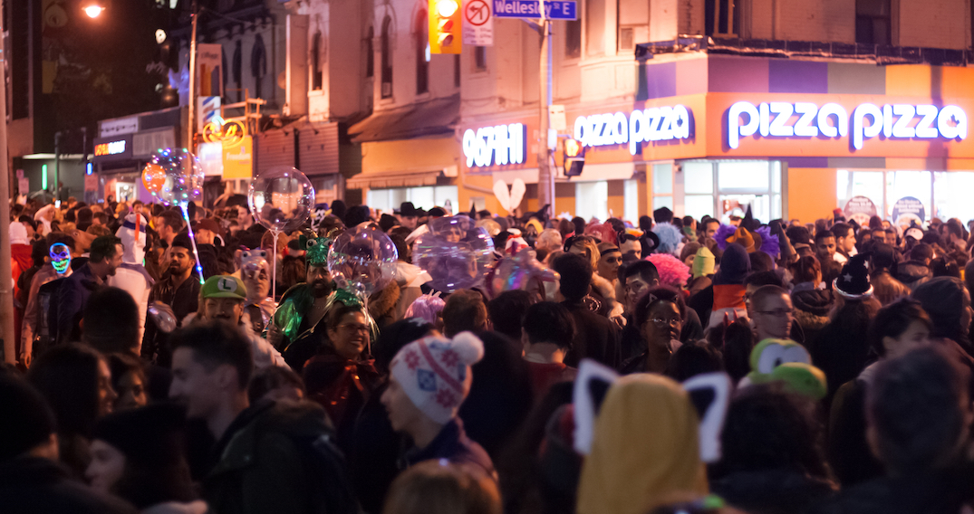 Annual Halloween party on Church street officially cancelled