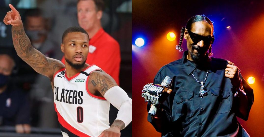 Damian Lillard and Snoop Dogg release Kobe Bryant tribute track