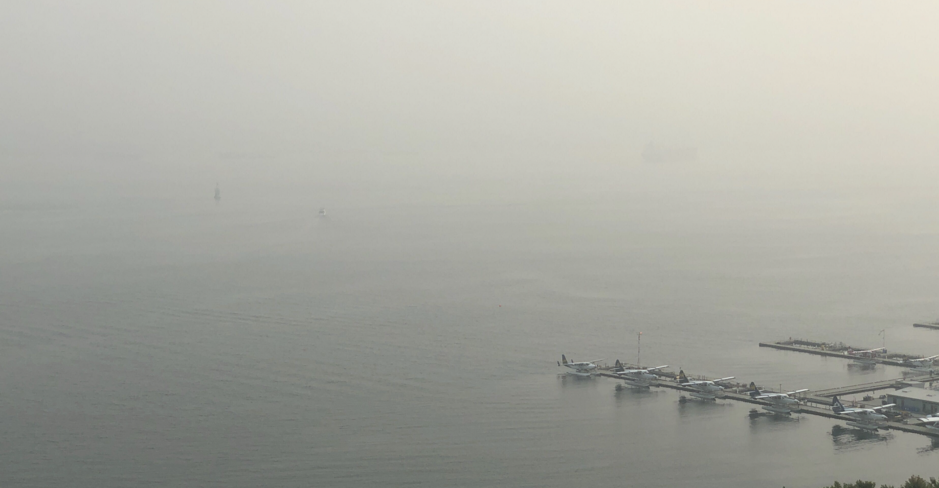 Vancouver has the worst air quality in the world right now among major cities