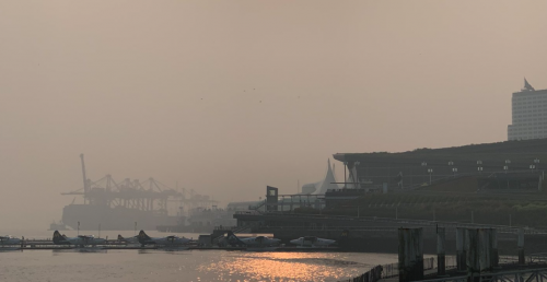 Air quality advisory issued for Metro Vancouver, Fraser Valley due to wildfire smoke