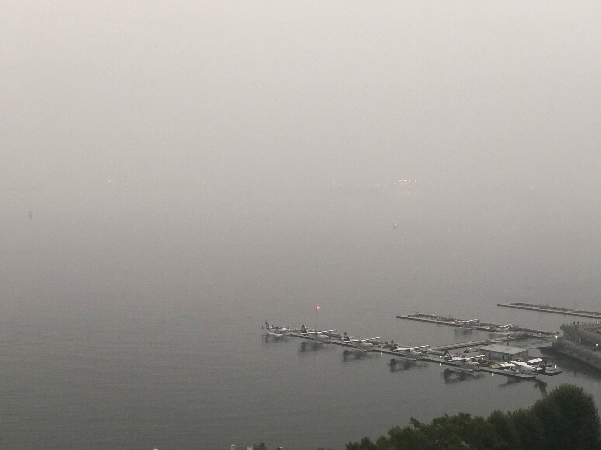 Air quality advisory continues in Metro Vancouver for sixth straight day