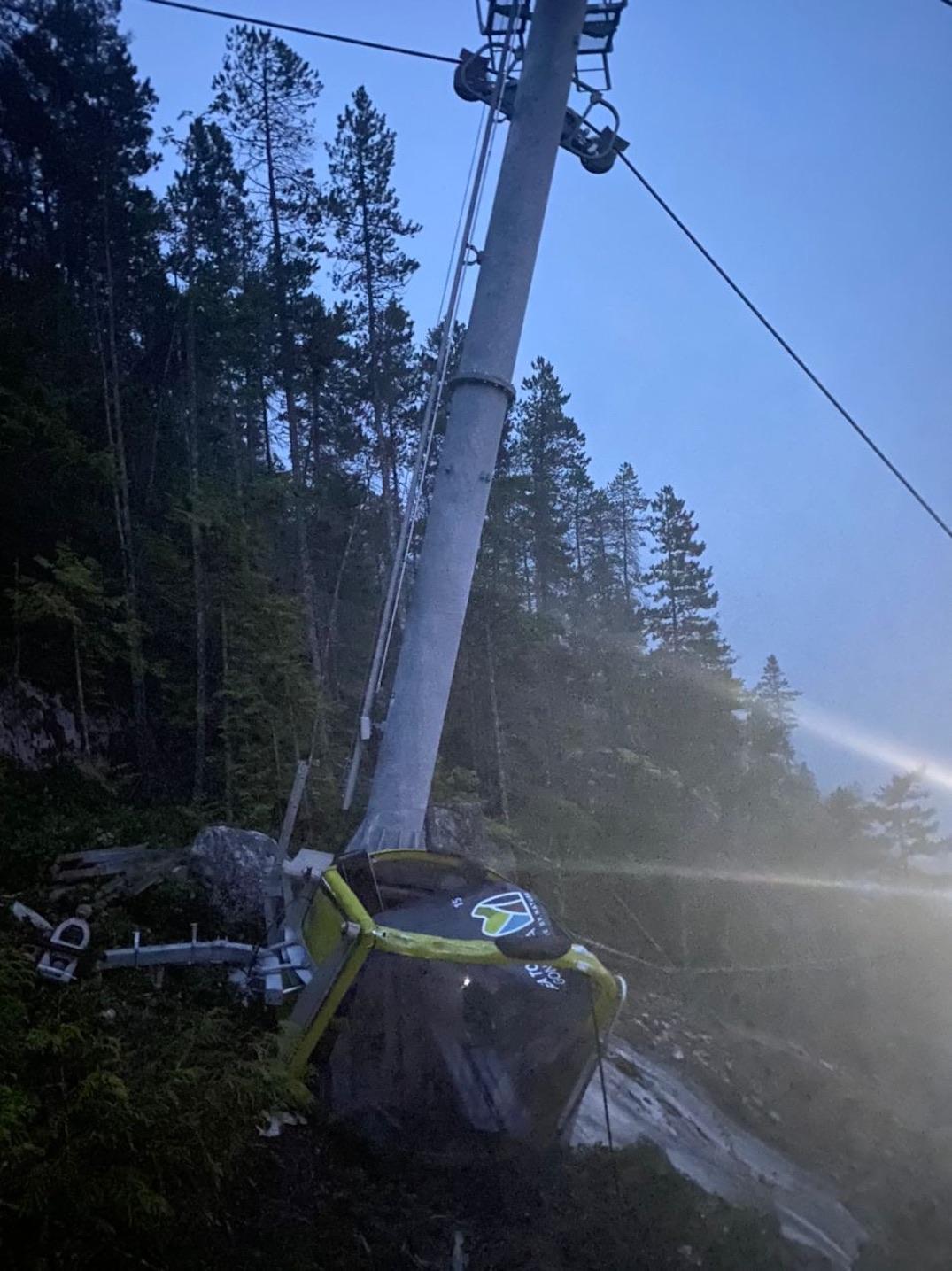sea to sky gondola collapse september 14 2020