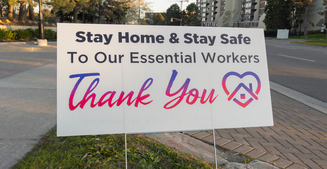 """Tory proclaims September 14 """"Champions of Care Day"""" to honour frontline healthcare workers"""