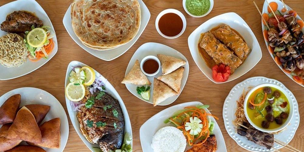 Tukwila's newest international food hall Spice Bridge is now open