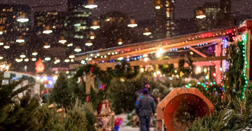 Christmas village near Atwater Market announces opening date