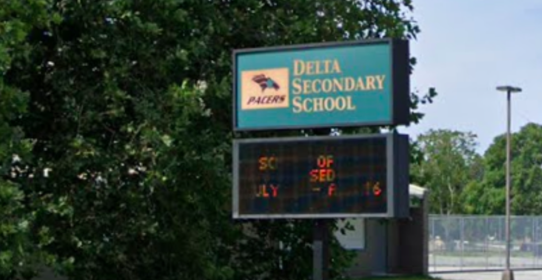 Coronavirus case confirmed at high school in Delta