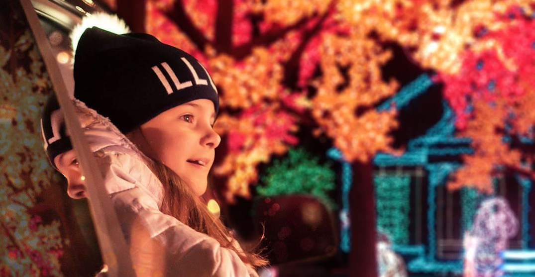 Quebec's 15-million LED light show returns to Laval next month