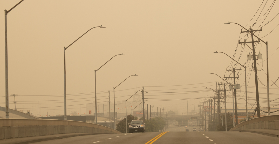 Here's what's closed in Seattle today due to poor air quality