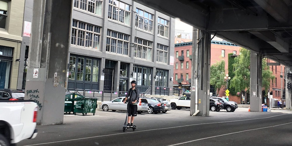 Three scooter companies have been given the green light in Seattle
