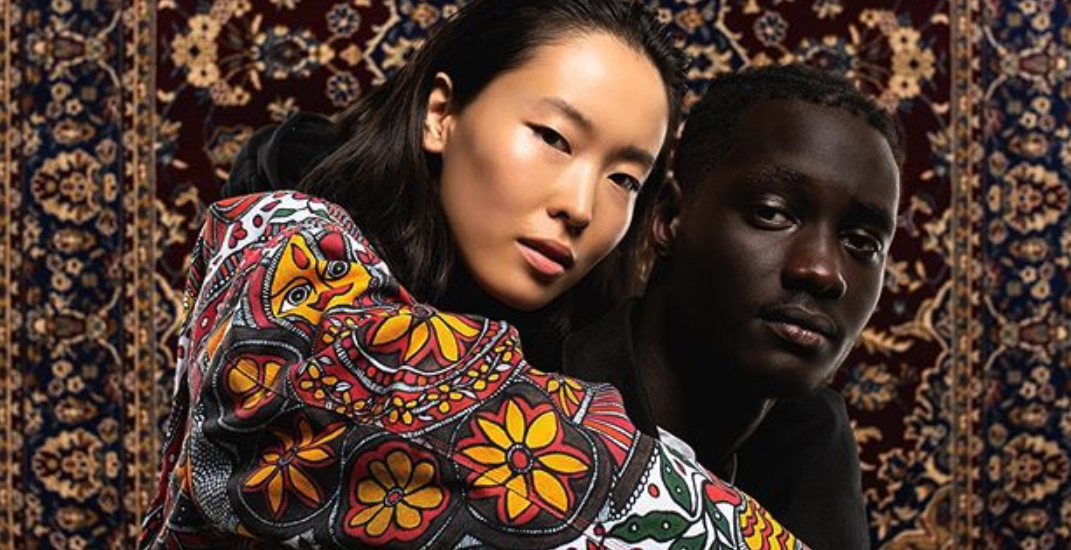 Canadian fashion label Sevin Kasran weaves cultural stories into design