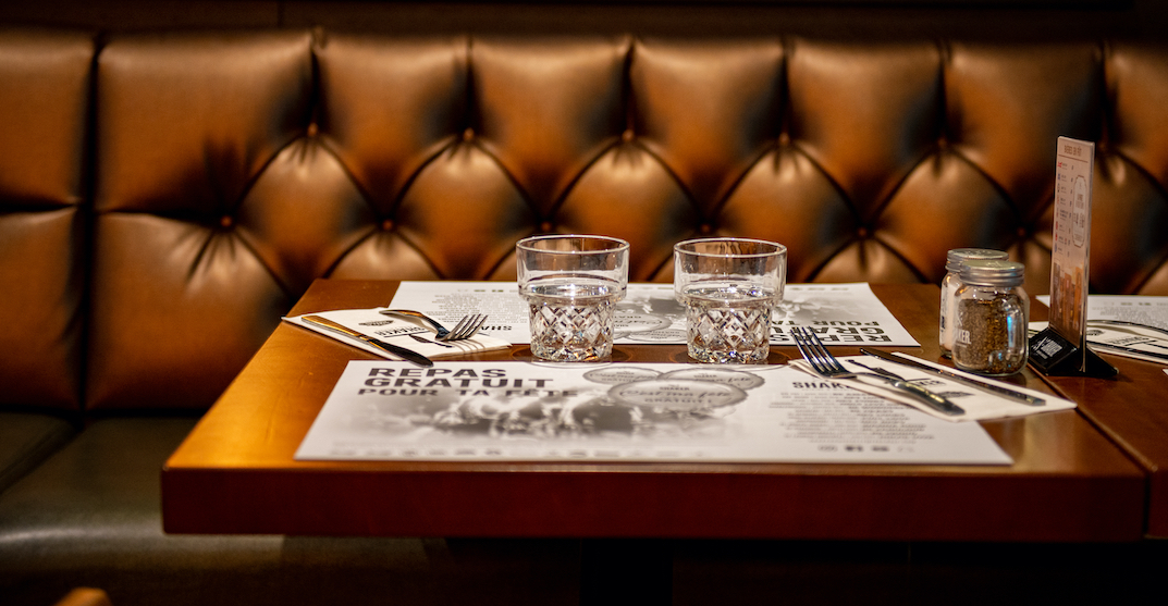 Bars in Quebec can no longer sell food past midnight
