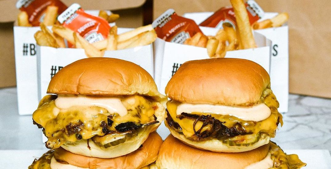 Toronto's Burger Drops is finally opening its new spot