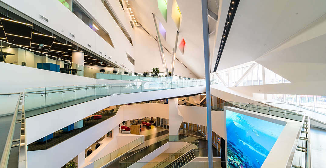 Edmonton's revitalized Stanley A. Milner Library opens this week (PHOTOS)