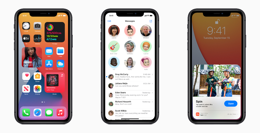 Here are the new features to check out on Apple's iOS 14 (PHOTOS)