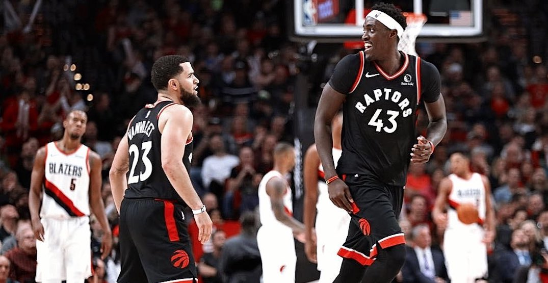 Siakam becomes sixth Raptors player ever to receive All-NBA honour