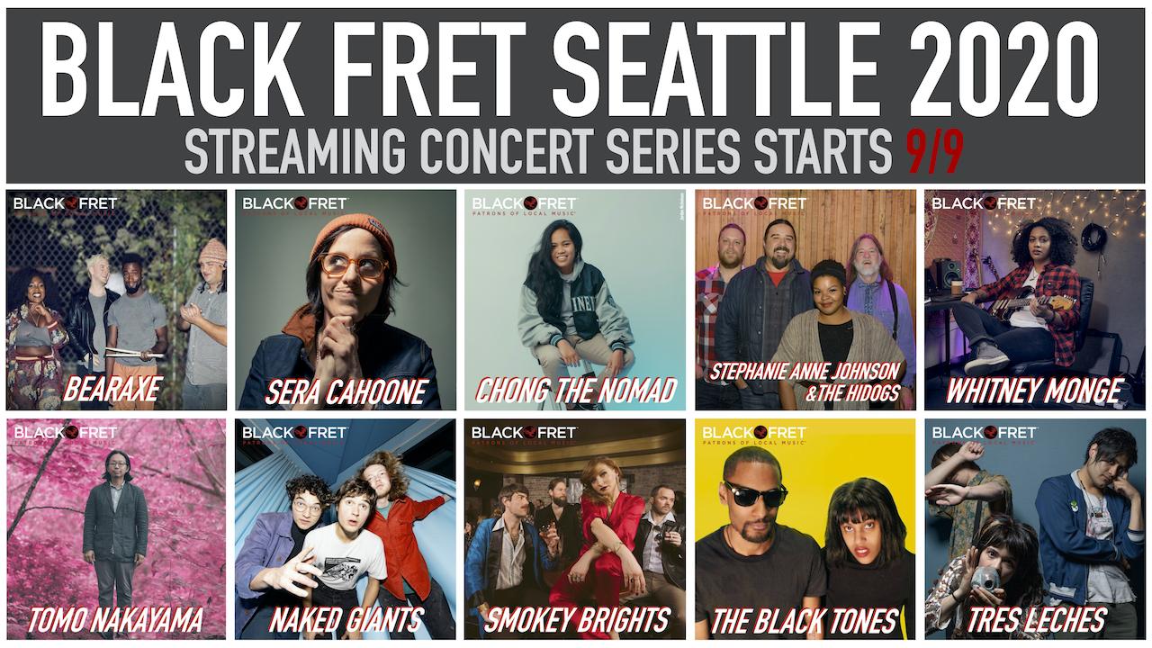 Black Fret Seattle